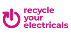 Recycle Your Electricals logo