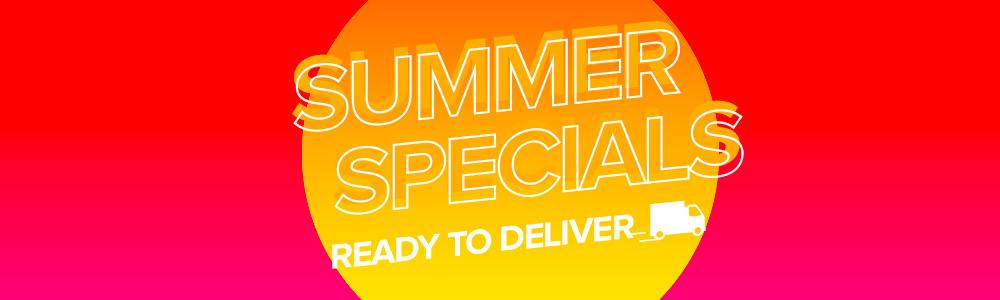 Summer Specials 2021